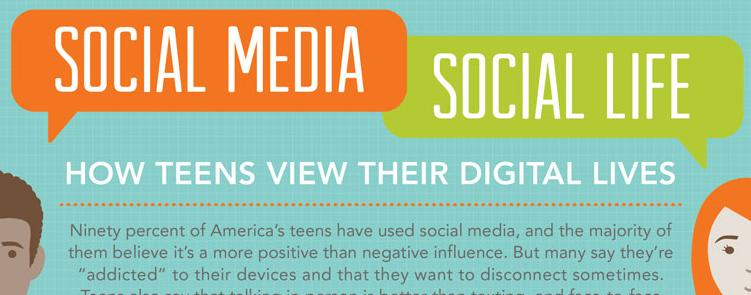 Media does not influence teens