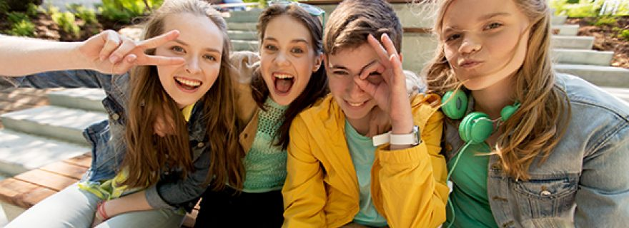 Hanging out with the right crowd: positive peer pressure in adolescence