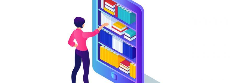Screen vs. paper: Battle of the (e-)books