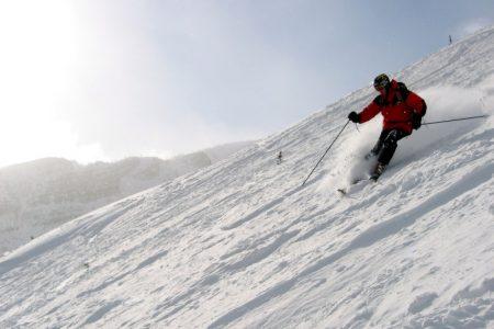 Ski accidents and random sampling