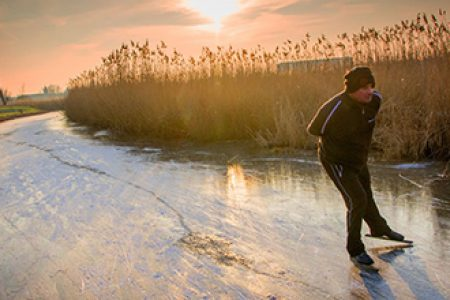 Why can't some people resist skating on thin ice?