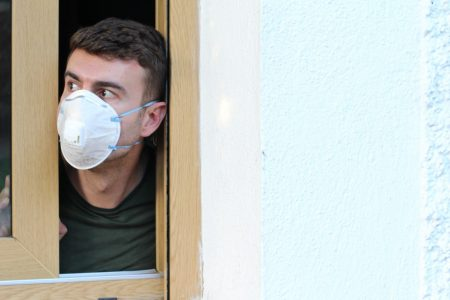 Pandemics: Survival of the 'most anxious'?