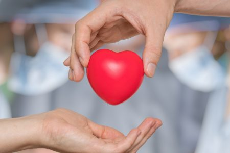 Donor Registration Week, register your choice on organ donation