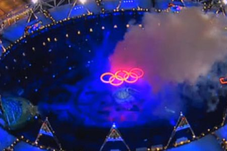 London 2012: Curse or Blessing?!